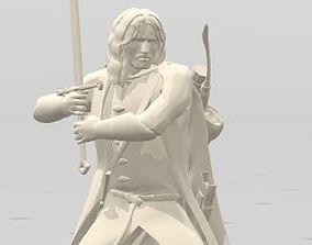 3D printable model Aragorn