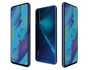 3D Huawei Nova 5T Crush Blue