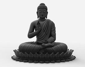 Buddha Model 3D