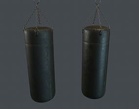 3D model Punching Bag PBR Game Ready