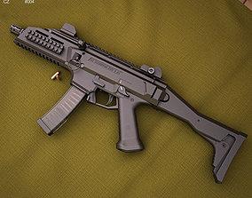 3D CZ Scorpion EVO 3