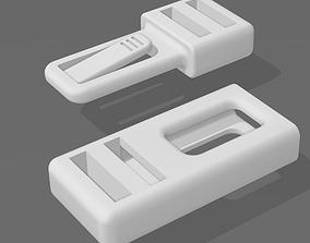 BELT LOCK 3D print model