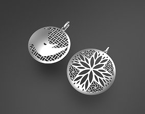 3D printable model Pendant Design Without Stone