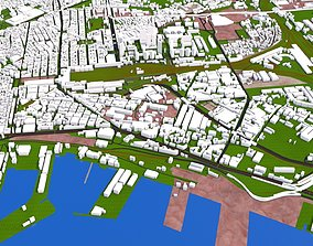 3D asset Naples City of Italy