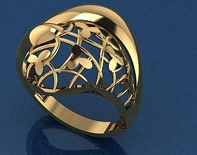 Ring 15 jewelry 3D print model