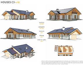 3D asset House C3V18