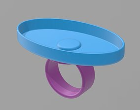 Wax Ring for Dental 3D printable model