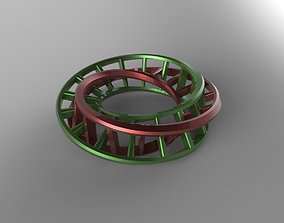3D print model Mobius Assembly