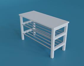 3D model Shelf for shoes