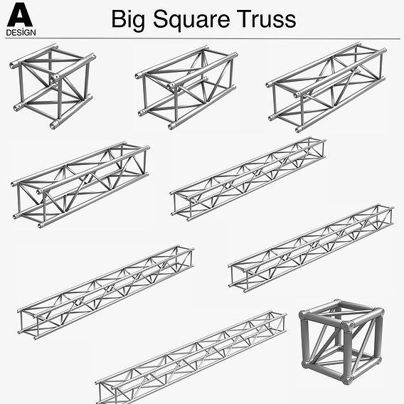 Big Square Truss 007