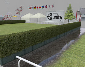 3D model Racecourse Construction Kit Add-on Pack