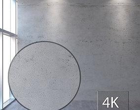 Concrete wall 353 3D model