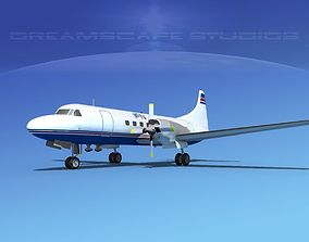 3D Convair CV-580 IFL Group