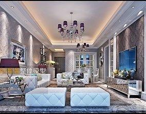 modern house 3dscene