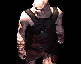 Quake Ogre 3D Zbrush realtime