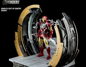 Iron Man hobby 3D printable model