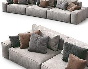 3D Jesse sofa Daniel composition 11
