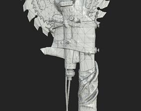 Apocalypse Weapon 3D model