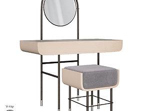 Dressing table Spring Season Arrived 3D model