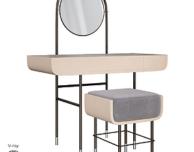 Dressing table Spring Season Arrived 3D model