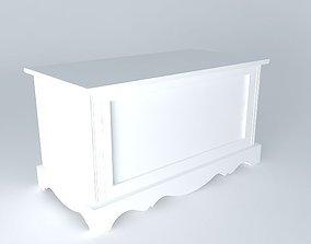 joséphine trunk houses the world 3D model