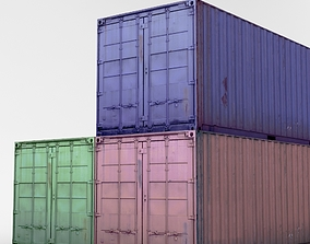 Container 02 3D model