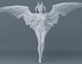 Evil devil 3D print model
