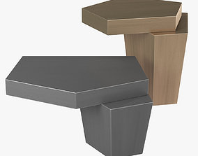 3D Eichholtz coffee table Calabasas