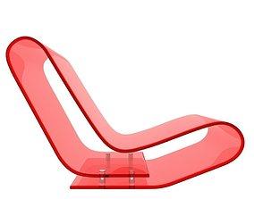 Kartell LCP Chair 3D model