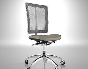 3D model Ergonomic Office Chair interior