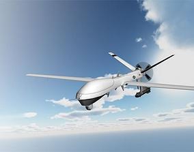 3D asset Drone