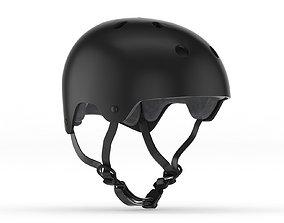 Skate Helmet 3D