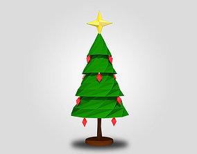 Christmas Tree 3D print model christmas