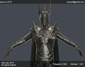 Sauron 3D model