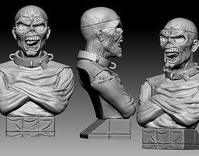 3D print model Iron Maiden - Piece Of Mind