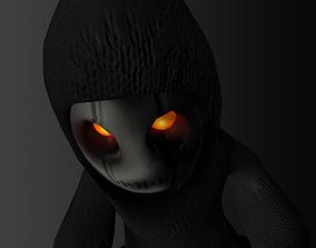 guardians Ghost 3D printable model