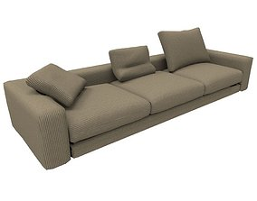 Couch 3D model realtime