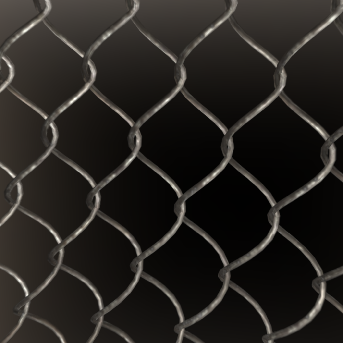 Barbed Fence PBR