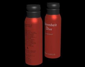 3D model Perfume Fahrenheit Dior