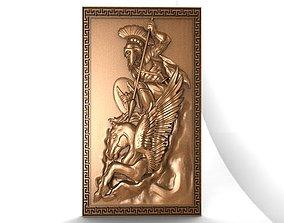 3D print model Perseus on Pegasus CNC