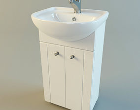 3D Bathroom furniture bathroom