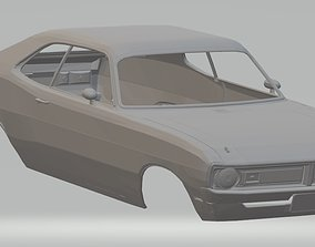 Dodge Demon Printable Body Car