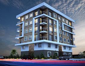 3D 2 BLOCKS HOUSING