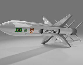 AV MT 300 3D asset