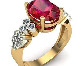 3D print model jewel jewelry WOMAN RING