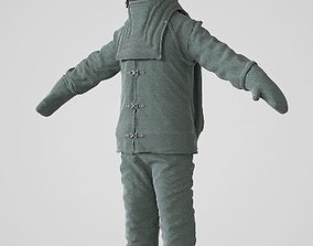 3D Fire protection clothing