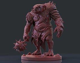 Zbrush Troll 3D