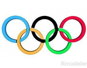 Olympic 3d Logo