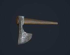 3D model Chopping Axe