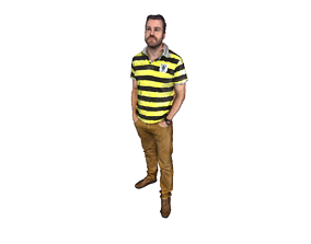 3D model Printle Homme 142